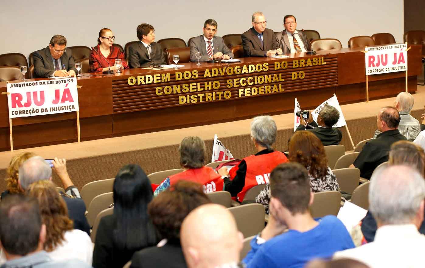 Comissão de Direitos Humanos discute reintegração de anistiados do governo Collor