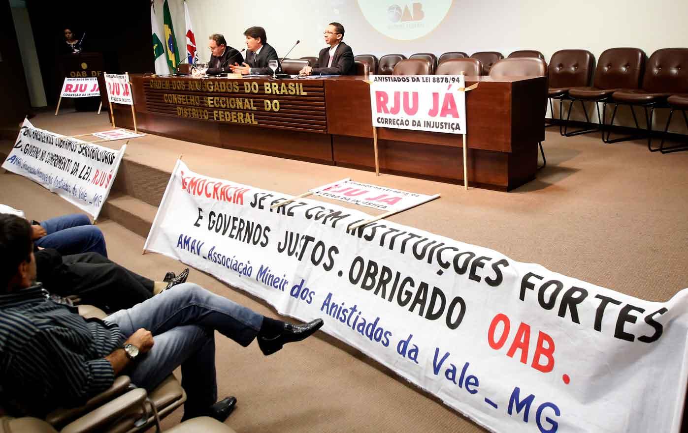 Regime Jurídico Único é discutido em evento na Seccional